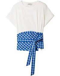Sea T-shirt - White