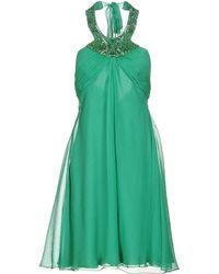 Carlo Pignatelli Short Dress - Green