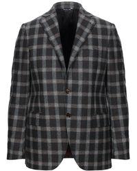 Sartore Suit Jacket - Brown