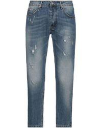 Squad² Pantaloni jeans - Blu