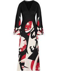 Alexander McQueen Long Dress - Black