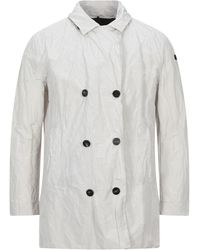 Rrd Overcoat - Grey