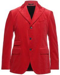 Gabriele Pasini Suit Jacket - Red