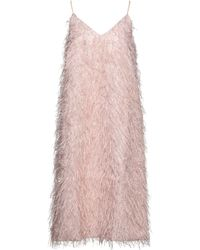 Jucca Knee-length Dress - Pink