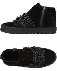 Kendall + Kylie Trainers - Black
