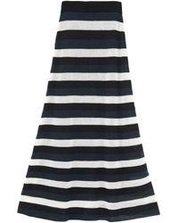 Sonia Rykiel Long Skirt - Blue