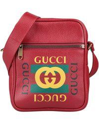 Gucci - Borsa a tracolla Print - Lyst