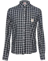 Franklin & Marshall Shirt - Grey