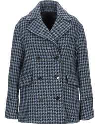 Sealup Coat - Blue