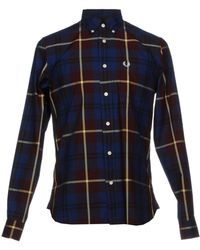 Fred Perry - Camisa - Lyst