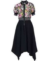 I'm Isola Marras - 3/4 Length Dresses - Lyst