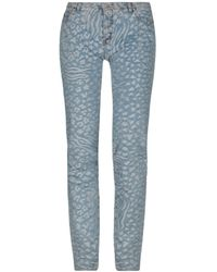 McQ Denim Trousers - Blue