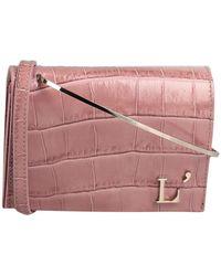 L'Autre Chose Handbag - Pink