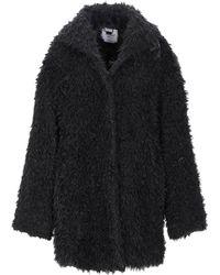 Blugirl Blumarine Faux Fur - Black
