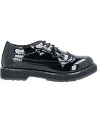 CafeNoir Lace-up Shoes - Black