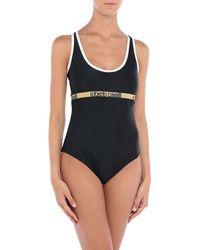 Roberto Cavalli One-piece Swimsuit - Black
