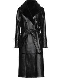 Blancha Abrigo - Negro