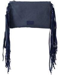 Fisico Handbag - Blue