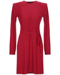 DSquared² Short Dress - Red