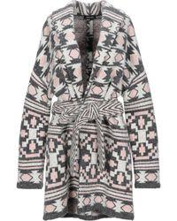 Anneclaire Overcoat - Gray