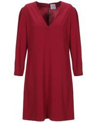 RSVP Short Dress - Red