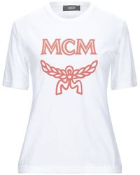 MCM T-shirt - Bianco