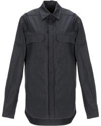 Rick Owens Drkshdw Shirt - Black