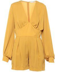 Relish Jumpsuit - Yellow