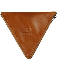 This Is Ground Coin Purse - Brown