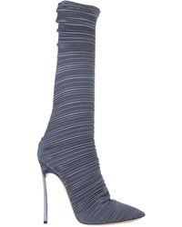 Casadei Boots - Gray