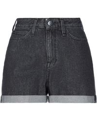 Lee Jeans Denim Shorts - Black