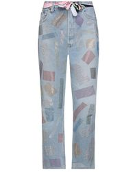 Levi's Denim Trousers - Blue