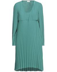 Rebel Queen By Liu Jo Short Dress - Green