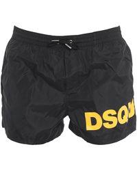 DSquared² Swim Trunks - Black