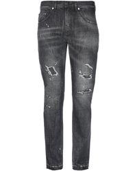 Neil Barrett Pantaloni jeans - Nero