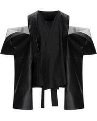 Rick Owens Coat - Grey