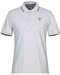 Aeronautica Militare Polo Shirt - Gray