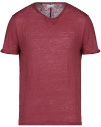 DISTRETTO 12 Camiseta - Rojo