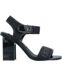 Sixtyseven Sandals - Black