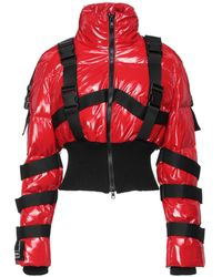 Marco Bologna Down Jacket - Red
