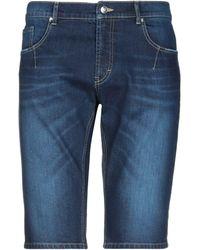 LHU URBAN Denim Shorts - Blue