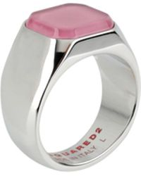 DSquared² Ring - Pink