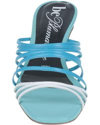 be Blumarine Sandalias - Azul