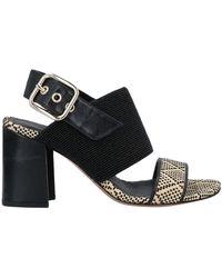 Dries Van Noten Sandals - Black