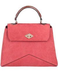 Ballantyne Handbag - Red