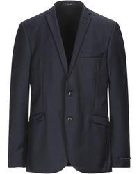 Tiger Of Sweden Suit Jacket - Blue