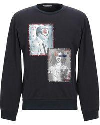 Grey Daniele Alessandrini Sweatshirt - Multicolor