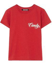 Adaptation T-shirts - Rot