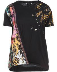 Desigual T-shirt - Black