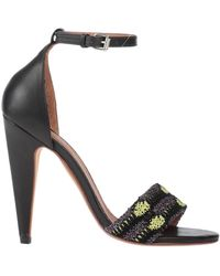 M Missoni Sandals - Purple